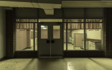 Urban Exploration Photography Vacant Psychiatric Hospital