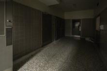 Urban Exploration Photography Abandoned Psychiatric Morgue