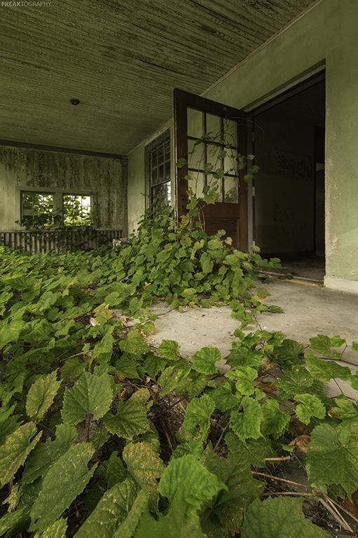 Abandoned New York State Photography