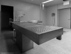 Stainless Steel Autopsy Table