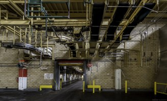 Freaktography Photo of the Day, abandoned industrial