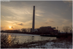 An Abandoned Power Plant in Ontario