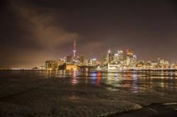 Freaktography Toronto Skyline