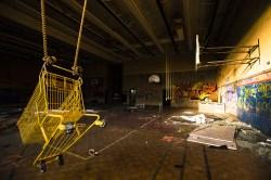 Abandoned High School Freaktography Toronto