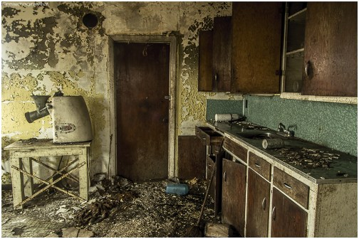 Abandoned Places Photography by Freaktography