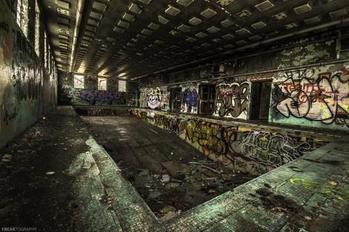 Camp 30 Abandoned Pool