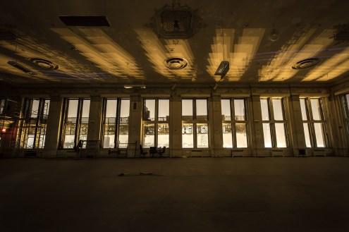 Abandoned Ballroom Toronto