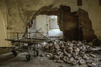 abandoned insane asylum new york state