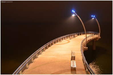 Brant Street Pier.