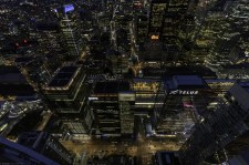 Downtown Toronto Rooftopping Photography