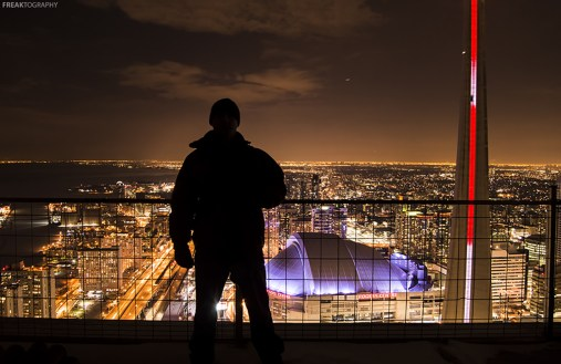 Freaktography Rooftopping Toronto