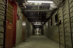 Ontario Abandoned Psychiatric Hospital Freaktography Tunnels