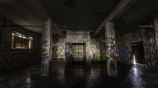 Toronto Abandoend Building