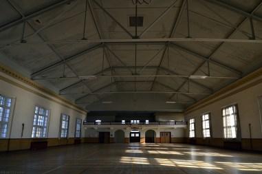 Ontario Abandoned Psychiatric Hospital Recreation Hall s