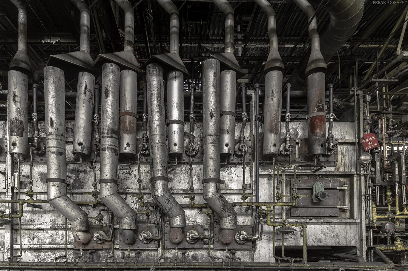 abandoned St Catharines GM Plant