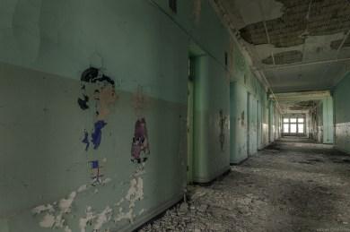 Buffalo State Asylum Childrens ward