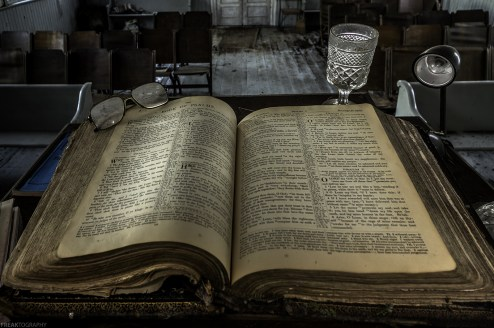 Abandoned Ontario Church by Freaktography Urban Exploration Photography