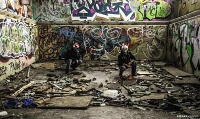Urban Exploring Santapocalypse