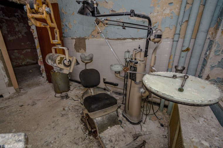 Abandoned Dentists Office
