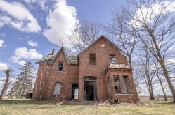 haunted house abandoned in ontario canada