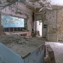 abandoned nursing home urban exploring photography