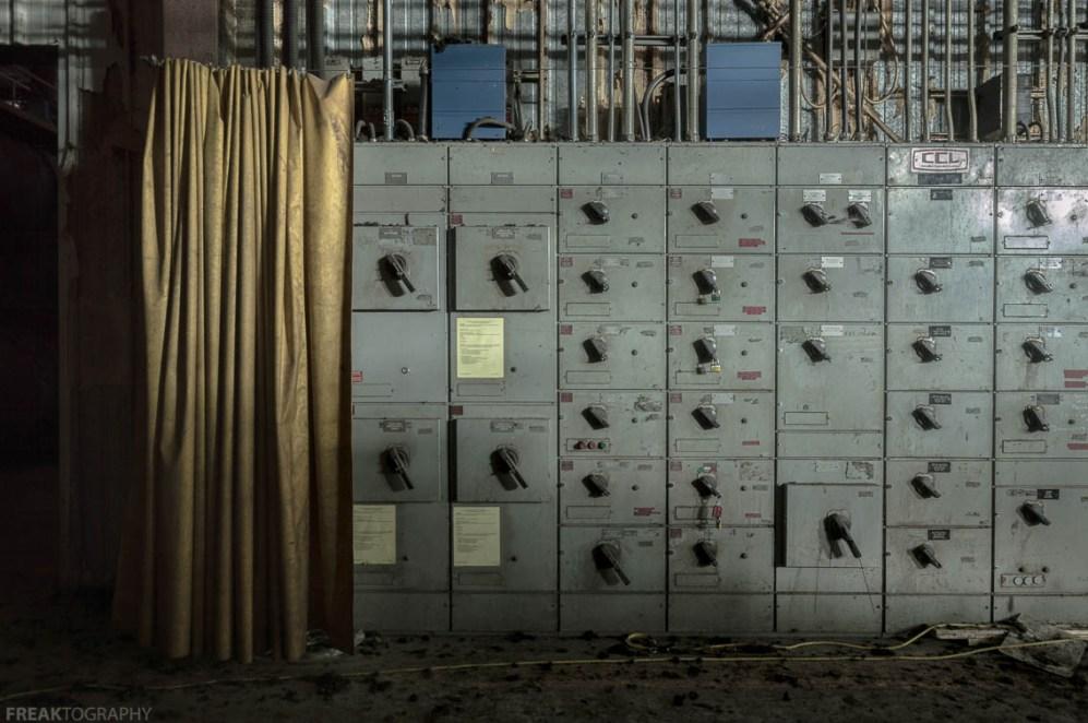 Abandoned Ontario Industrial