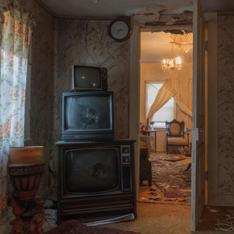 Freaktography, abandoned, abandoned TV's, abandoned photography, abandoned places, creepy, decay, derelict, haunted, haunted places, photography, televisions, urban exploration, urban exploration photography, urban explorer, urban exploring