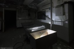 Freaktography, abandoned, abandoned hospital autopsy room, abandoned ontario hospital, abandoned photography, abandoned places, autopsy room, creepy, decay, derelict, haunted, haunted places, photography, urban exploration, urban exploration photography, urban explorer, urban exploring