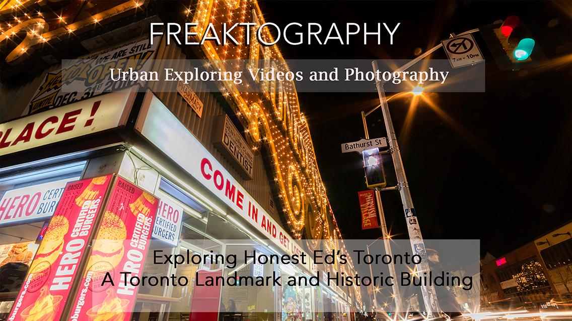 Honest Eds Toronto