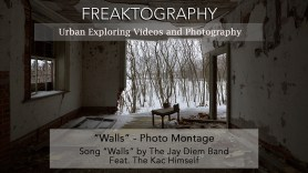 the jay diem band, freaktography, video, video montage, kac himself, abandoned, photography, sad songs, decay