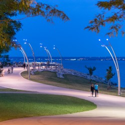 Burlington, Burlington Ontario, Burlington Photography, Ontario Photography, blue hour, boardwalk, burlOn, canada, canadian photographer, canadian photography, lake ontario, ontario photographer, pier, sound of music festival