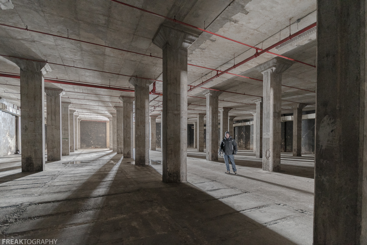 Abandoned Distillery Urban Exploration