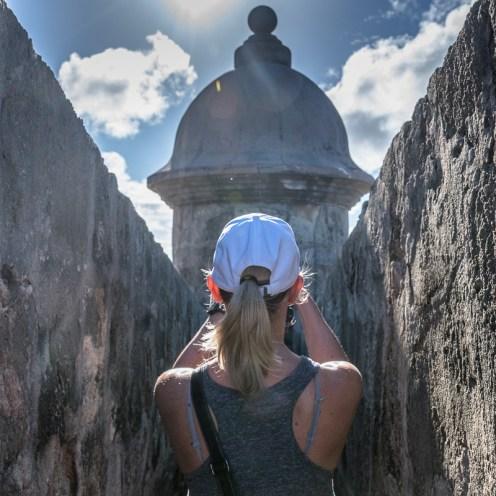 Castillo San Felipe del Morro, Freaktography, celebrity, celebrity silhouette, cruise, cruiseliner, explore, ocean, photography, puerto rico, san juan, san juan puerto rico, ship, silhouette, travel, travel photography, wander, wanderlust, wife