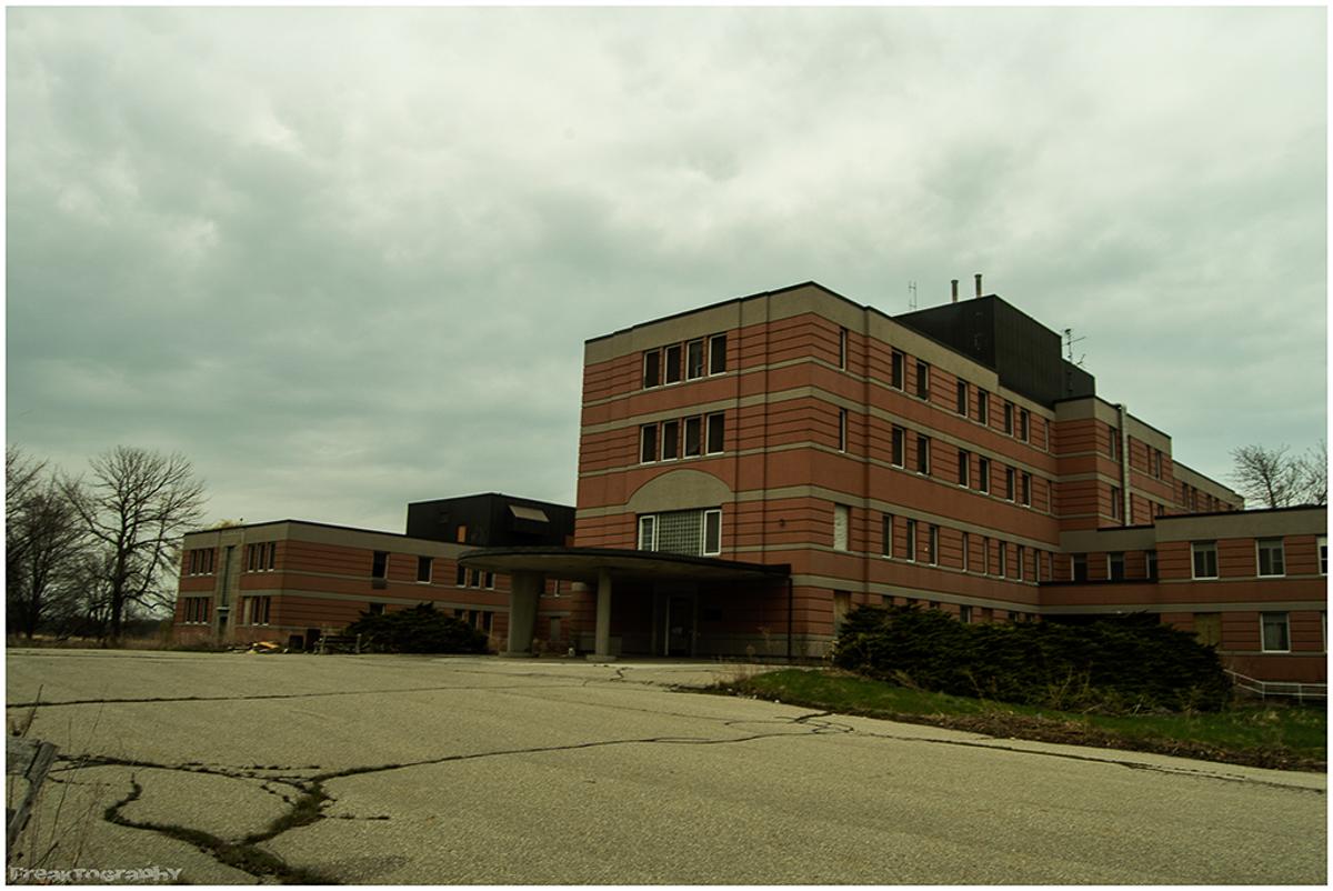 Southwestern Regional Centre Psychiatric Hospital Ontario