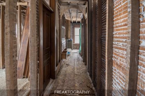 Abandoned Ontario Haunted House