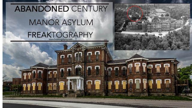 Abandoned Century Manor Hamilton Ontario
