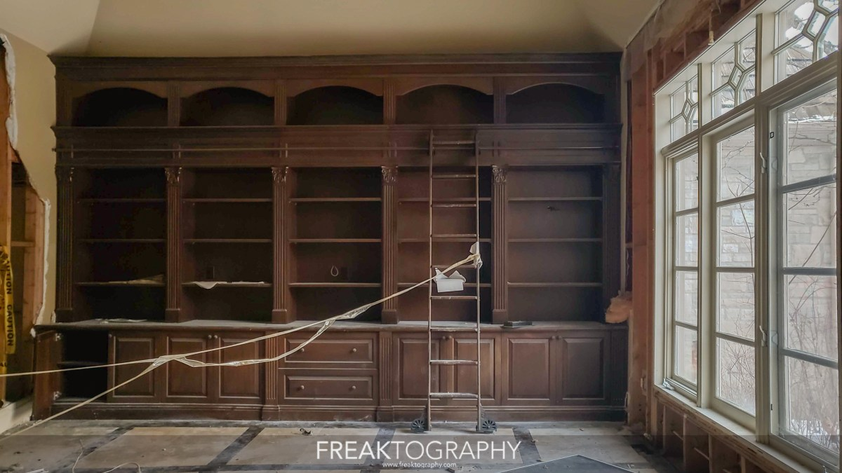 Renovations Gone Wrong An Abandoned Mansion Disaster