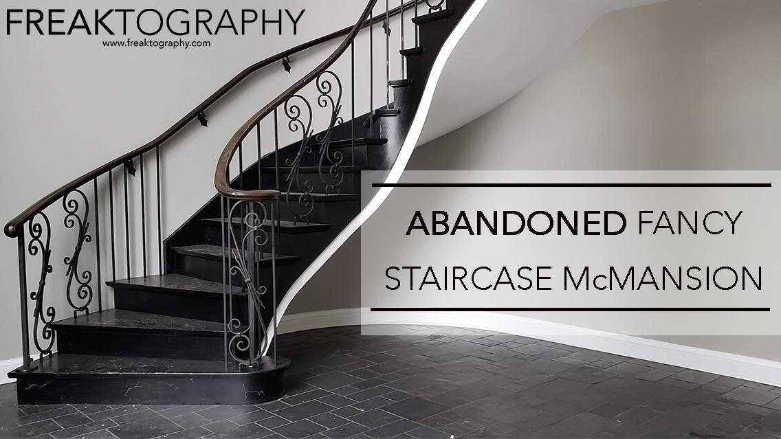 Abandoned McMansion