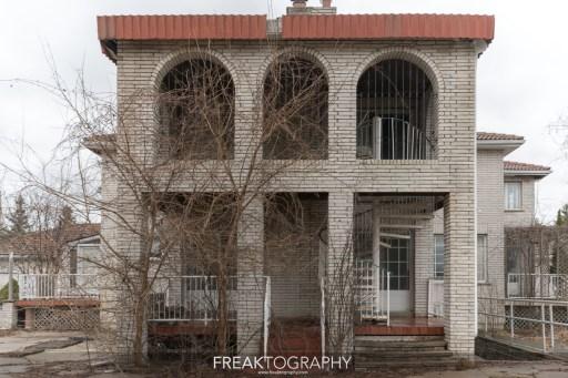 Abandoned Six Million Dollar Mansion Flooded Mansion