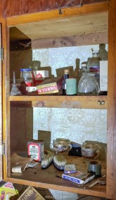 Abandoned House of Vintage and Antique Items