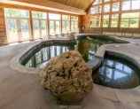 Abandoned Party Mansion London pool rock