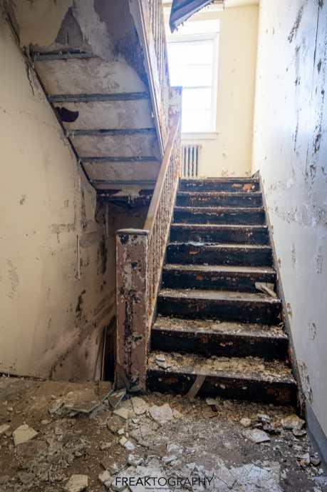 abandoned Rideau Regional Centre