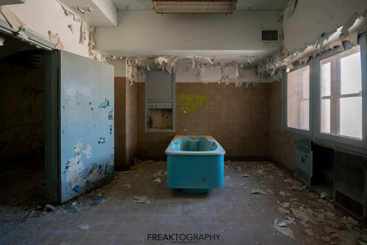 abandoned rochester psychiatric hospital urbex