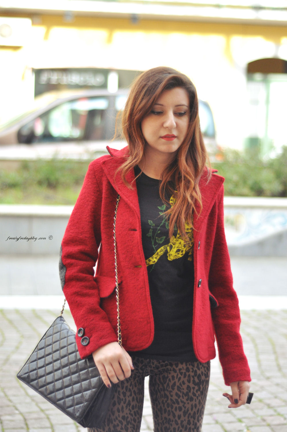 Un Outfit Casual Freaky Friday Fashion Blogger Sabrina Musco