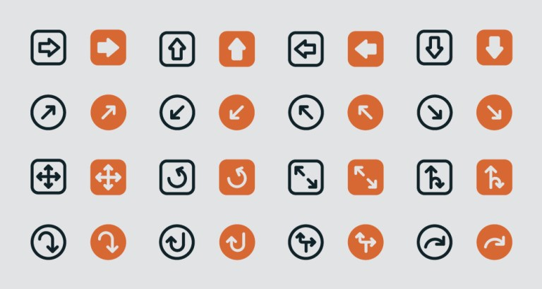 Arrow Icons Free Download