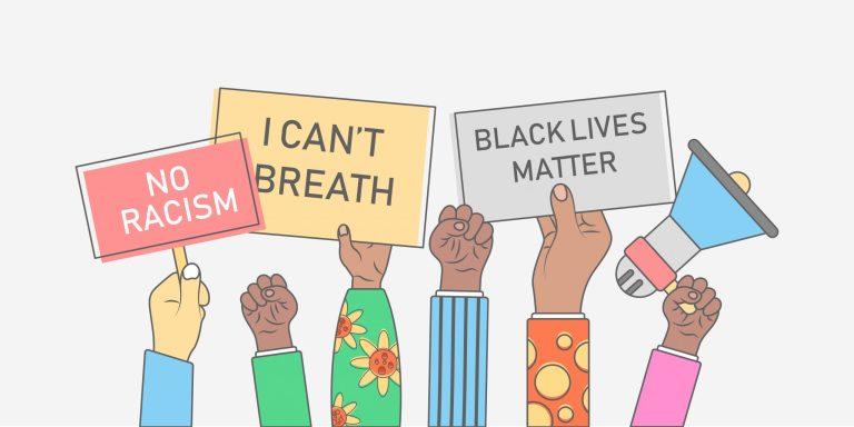 Black Lives Matter Free Vector Art