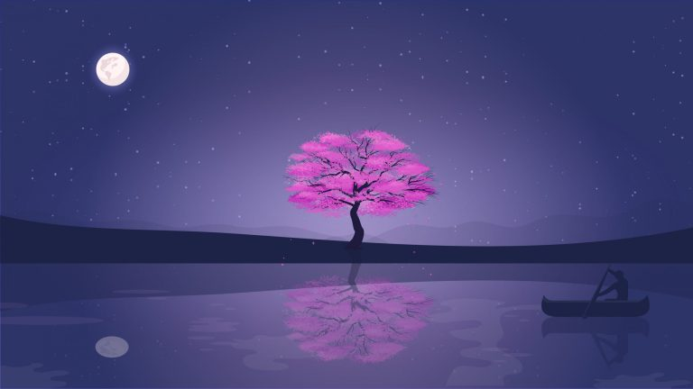 Tree Vector Landscape for Free Download