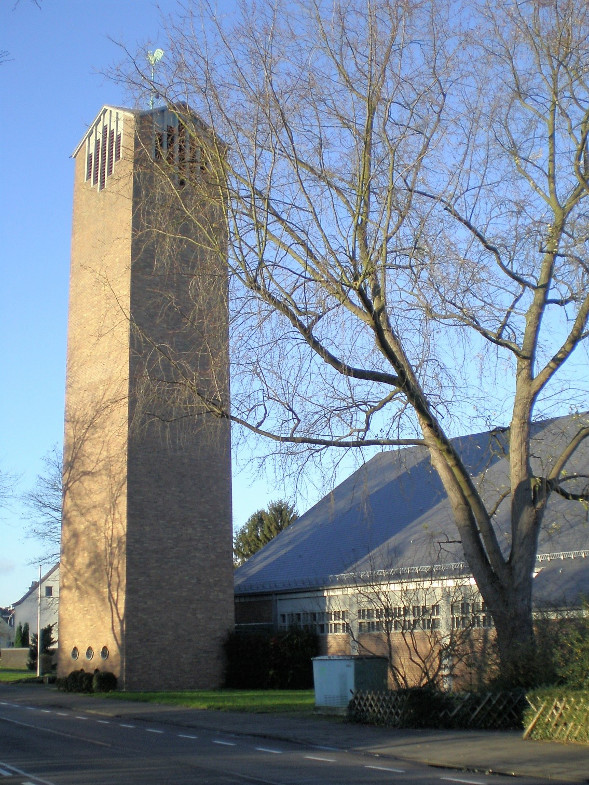 Kath. Kirche Heilig Geist, Hubert-Prott-Straße