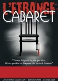 Etrange cabaret - Animation Diner spectacle