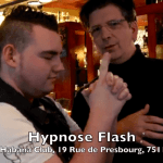 Hypnose flash au Mojito Habana Club avec Fred Ericksen - magicien alternatif